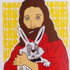 stonr bunny